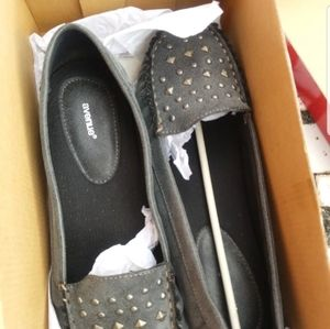 Like New ladies loafers